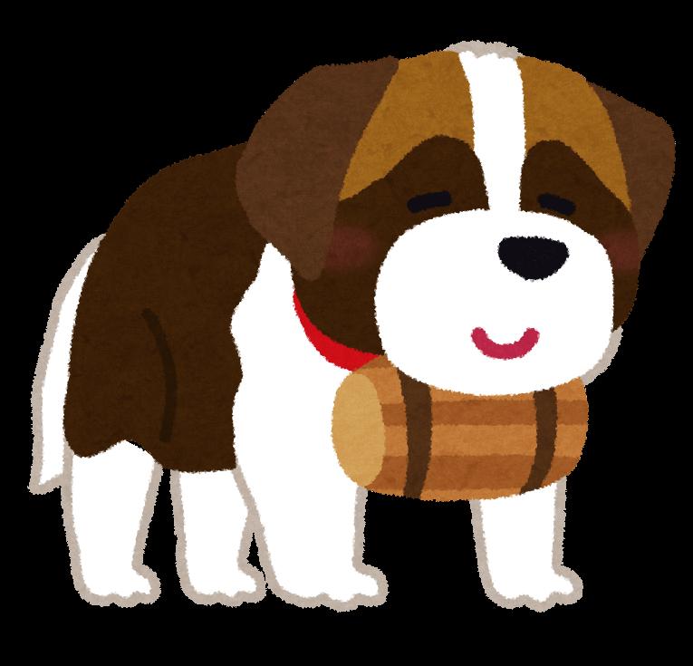 dog_saint_bernard